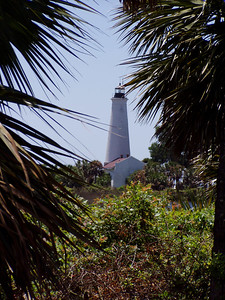 St. Mark's Lighthouse, St. Marks NWR