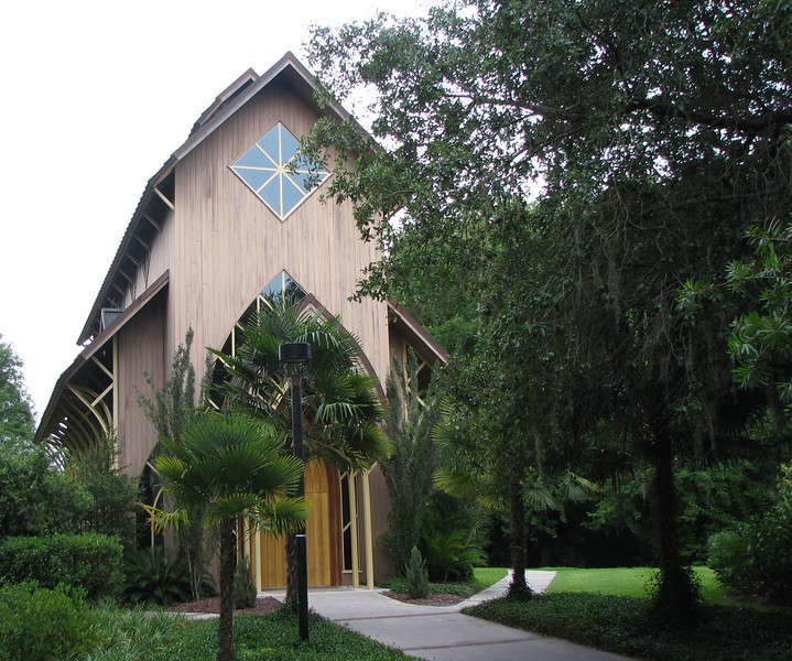 Chapel by Lake Alice - Univ. of Florida_2
