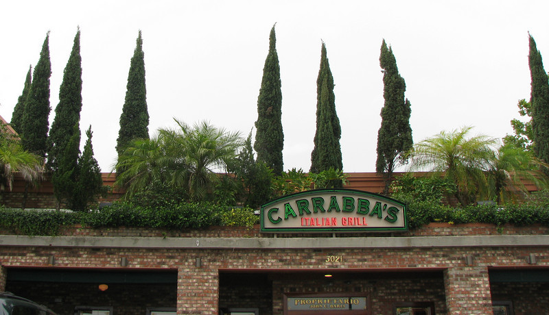 Carrabba's Green Roof