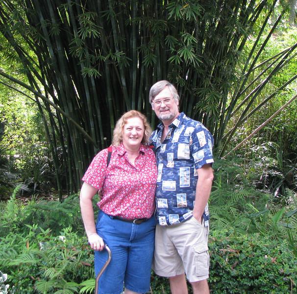 Bonnie and Mike - Kanapaha Gardens - Gainesville, FL