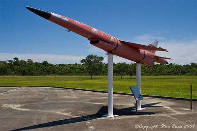 Firebee missile - Air and Space Missile Museum, Canaveral Air Force Station