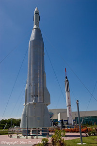 Atlas-Agena - Kennedy Space Center, Rocket Park