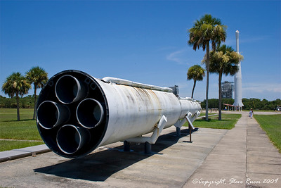 Minuteman I missile - Canaveral Air Force Station