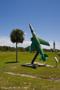 Field artillery missile - Air and Space Missile Museum, Canaveral Air Force Station
