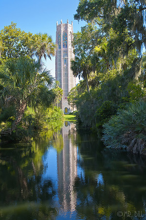 Bok Tower Gardens in Lake Wales, Florida