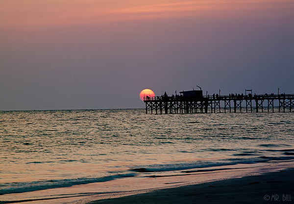 Reddington Beach Pier, Florida