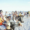 Look at that sand - it's like Powdered Sugar!!!  The beach in this area is BRILLIANT - like white powdered sugar!!!  This picture is from the Nokomis/Casey Key Sunset Drumming Circle from  http://NokomisBeachDrumCircle.com site.  Wed. & Sat. about an hour before Sunset.   I MISS THIS!!!  Check out this great video by Andy Browne<br> https://vimeo.com/105491327