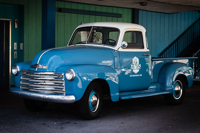 Classic Chevy Pickup