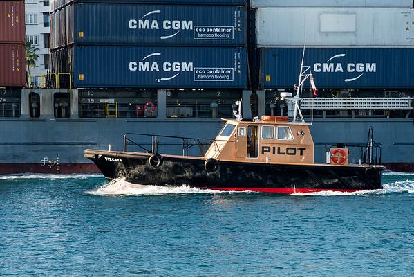 Pilot Boat Miami Florida