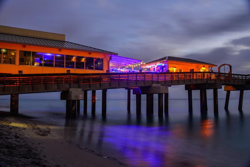 Dania Fishing Pier