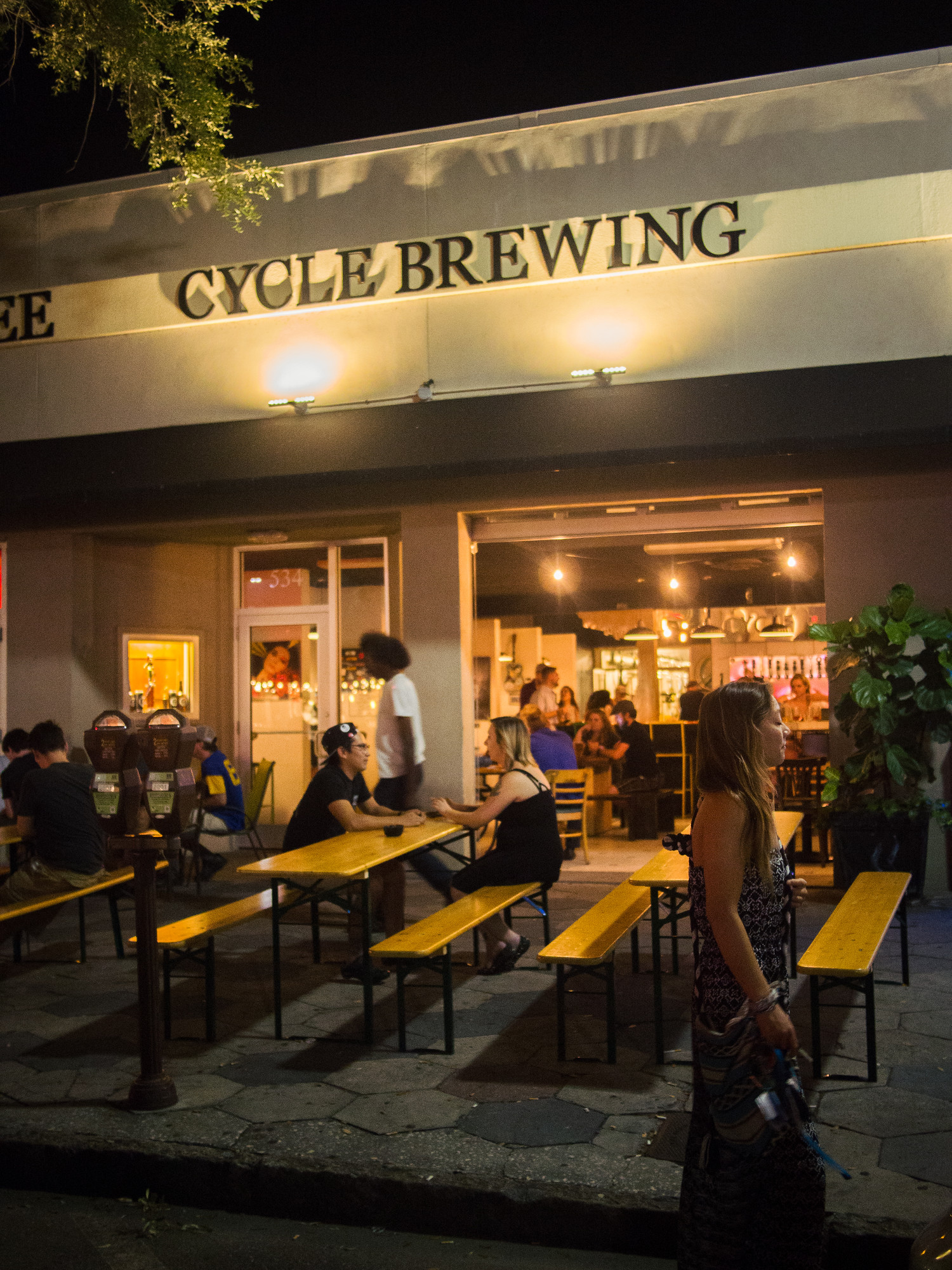 Cycle Brewing, just one of the amazing bars and restaurants in St.Petersburg you'll want to visit.
