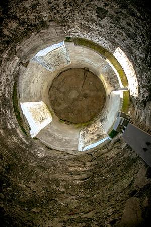 Castillo de San Marcos Bell Tower Interior