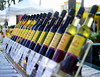 Palm Beach Green Market --- Gourmet Olive Oil on display