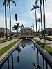 In Central Palm Beach fountain and pond landscaping - Palm Beach - Florida