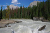 Natural Bridge, on the Kicking Horse River, in Yoho National Park.