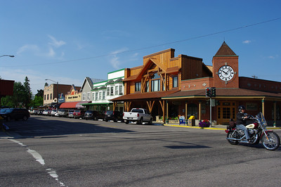 From Glacier NP to Missoula via Whitefish