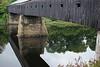 Longest covered bridge in America.