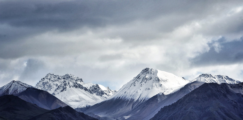 Mountains, Denali National Park.