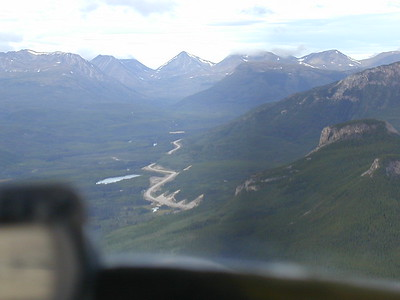 Flying to Alaska in my homebuilt airplane
