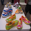 Fun and bright running shoes!