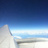 Flying over Sweden on my way from Japan to Brazil :)