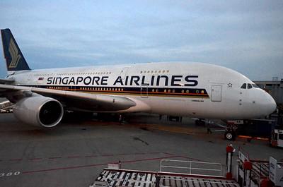 It's a BIG plane.