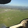 Ramona airport as we climb in the downwind turn. Headed for the desert to see the superbloom. We camped out there last weekend and rode the ATV's, but we wanted to see it from the air today.