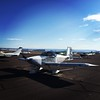 I got filled up with gas in Page, AZ and used the facilities, then back in the air.