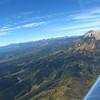 Culebra Range in the distance.