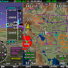 Coming home we had to deal with the big red TFR over San Diego for the POTUS. We filed VFR from SJN to RNM and were on flight following the entire way. The skies were pretty quiet around San Diego. We landed with no issues, closed our flight plan and never saw any F-15's.