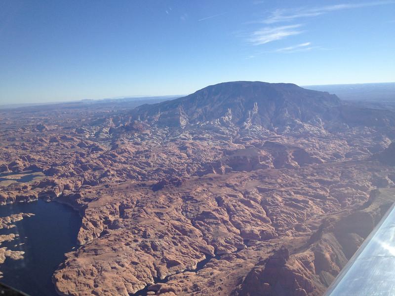 Navajo Mountain.
