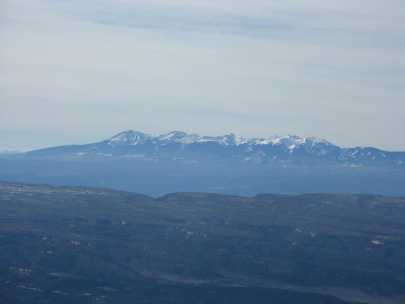 La Sal Mountains, UT.