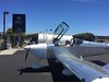 Landed at Napa Airport and taxied over to the fuel pump. Three hour flight up from Ramona.
