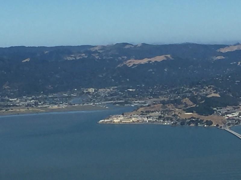 San Quentin.