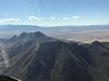 Flying by some peaks as we descend into Fort Huachuca airport.