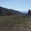 Van departing the field in the RV-10.