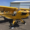 Vintage Piper Cub in beautiful condition.