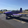 I was getting hungry for lunch, so I flew back to Independence and got another prime parking spot. Everyone was coming up and commenting on the purple paint job.