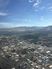 A quick 2 hours later and we are coming into Salt Lake City. We called up Approach and got clearance into the Bravo airspace to land at Bountiful Skypark airport.