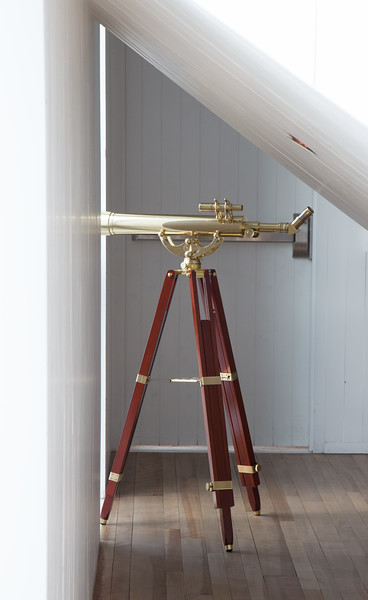 Telescope for sea watching