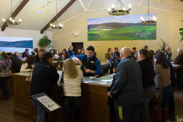 Antler Village & Winery Tour