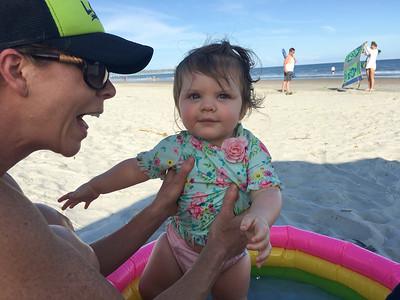 Folly Beach Vacation 2018