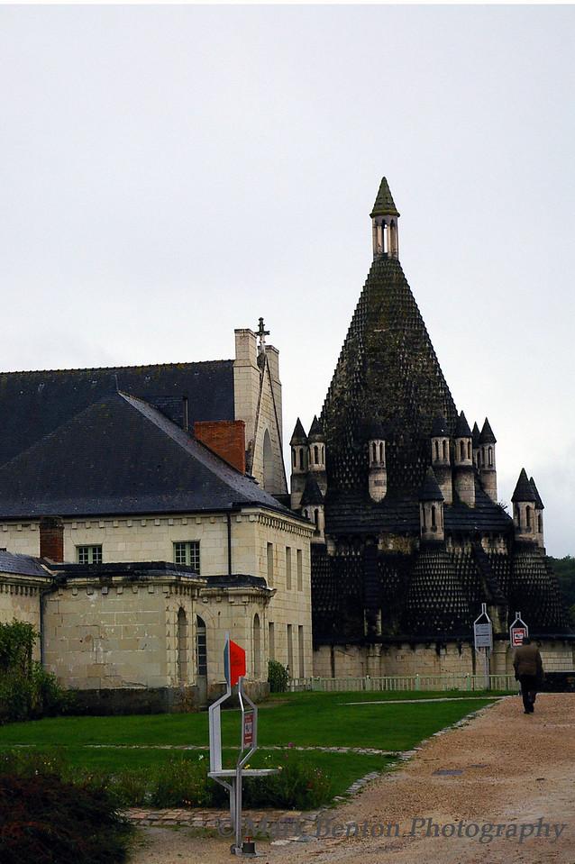 Cook House Fontevraud Abbey