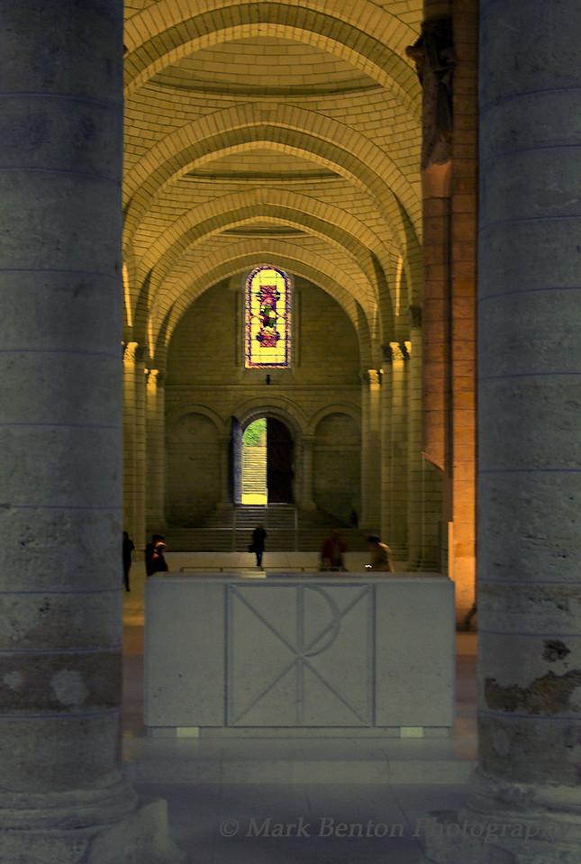 Tomb Chapel in Fontevraud Abbey
