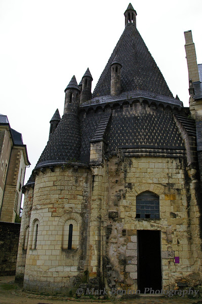 Cook House Fontevraud Abbey