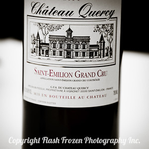 St Emilion Grand Cru Wine enjoyed in St. Emilion and in the San Juan Islands at a Picnic with friends.