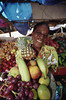 "Friendly market vendor, Mercado Flotante (floating market), Willemstad, Curaao, Netherlands Antilles, Caribbean. Photo courtesy of Curacao Tourist Board  <a href=""http://www.curacao-tourism.com"">http://www.curacao-tourism.com</a>."