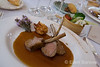 The culinary delights of Restaurant Edouard Loubet at the hotel La Basitide de Capelongue, Bonnieux, the Luberon, Provence, France, Europe.
