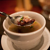 Traditional Latvian Cuisine: Bean Soup with Smoked Bacon