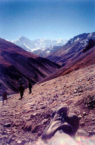 Anapurna Curcuit: Nepal, November 2001